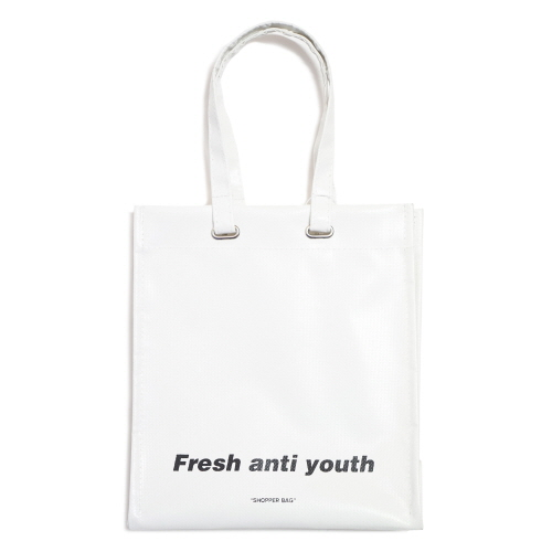 Shopper Bag (S) - White