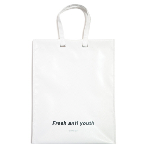 Shopper Bag (L) - White